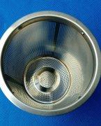 不锈钢酸洗钝化液除304不锈钢漏斗激光焊斑实例