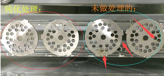 不锈铁420压铸件钝化防锈实例