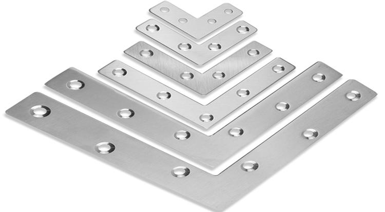 不锈钢沙发连接片配件高盐雾钝化防锈实例