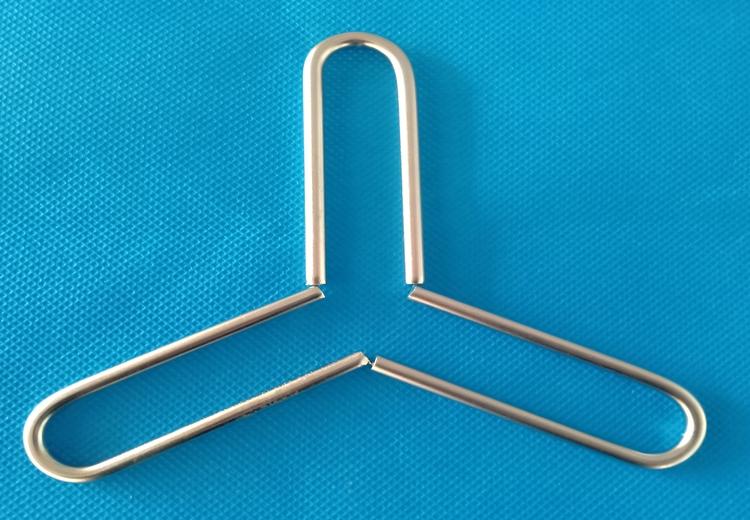 不锈钢钩子钝化后防锈测试超96小时不锈