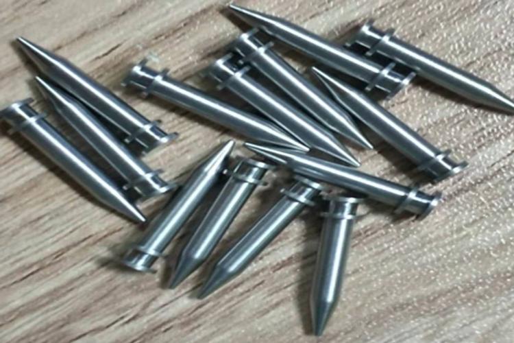430不锈铁精密件钝化48小时盐雾不锈实例