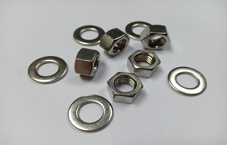 不锈钢螺母钝化防锈72小时测试成功
