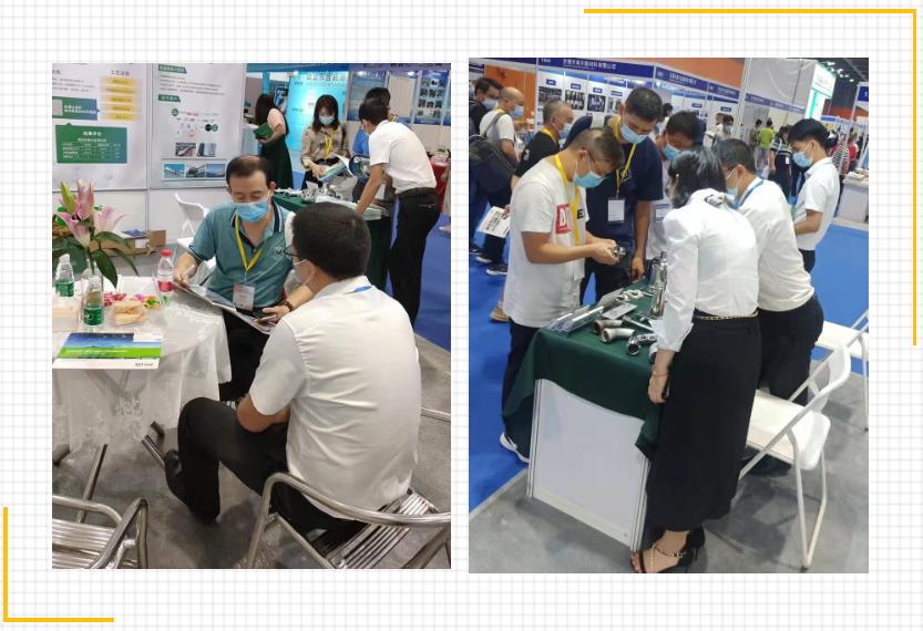 EBET公司參加第14屆國際(廣州)表面處理展